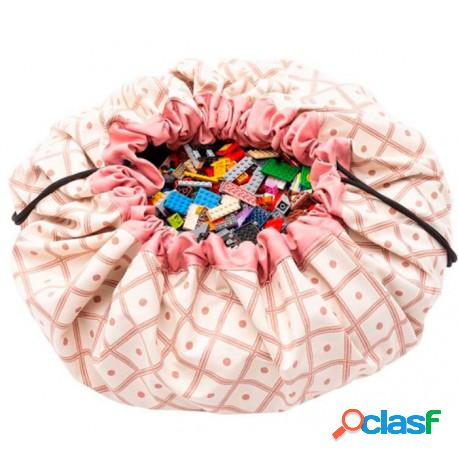 Play & Go - Saco Juguetes Play & Go Geo Coral