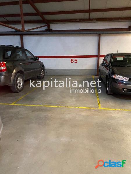 Plaza de parking en alquiler en Ontinyent (Valencia)
