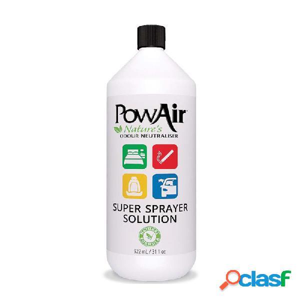 PowAir Super Sprayer Solution Solución para uso con Super