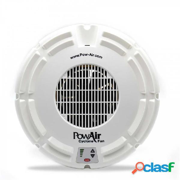 PowAir Ventilador Cyclone Ventilador Neutralizador Olores