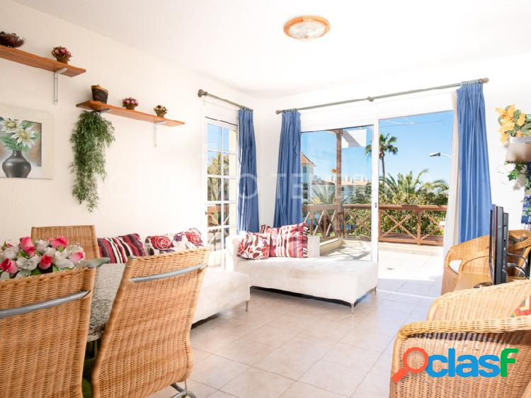 Precioso apartamento de un dormitorio en el complejo Mango