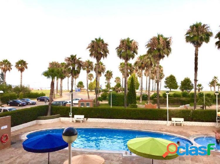 Precioso apartamento en primera linea de playa en Marina
