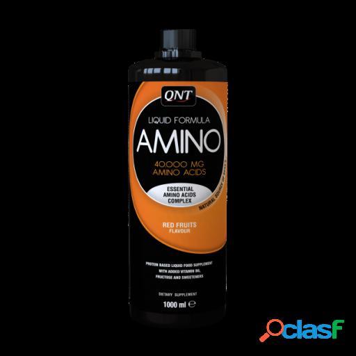 QNT Nutrition Amino Liquid Red Fruits 500 ml