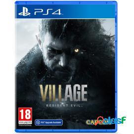 Resident Evil VIII: Village PS4