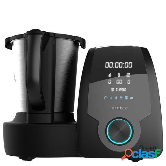 Robot Cocina Jarra Ceramica Cecotec Mambo 9090 Funcion