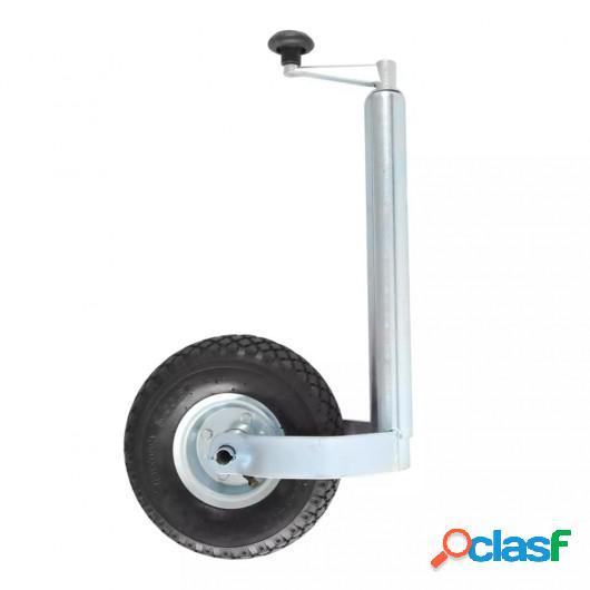 Rueda jockey 48 mm remolques neumáticos aire ProPlus 341507