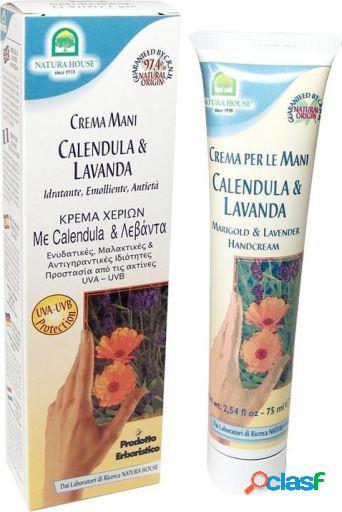 Sakai Crema de manos Caléndula + Lavanda 75 ml