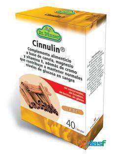 Salus Canela con cinnulin 40 capsulas dr.dunner cuida tus