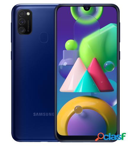 "Samsung Galaxy M21 SM-M215F 16,3 cm (6.4"") 4G USB Tipo C 4"