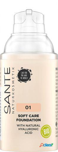 Sante Base Soft Care 30 ml 02 Neutral Beige