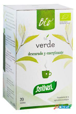 Santiveri Té Verde Bio Infusión 20 Unidades