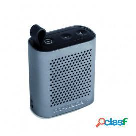 Schneider Groove Micro Altavoz Bluetooth Plata
