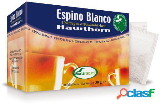 Soria Natural Espino Blanco Infusion 20 Filtros