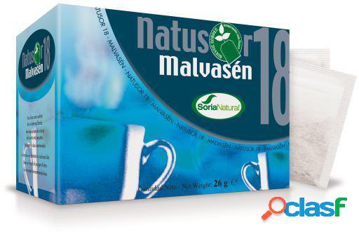 Soria Natural Infusión de Malvasen Natusor 18