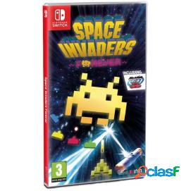 Space Invaders Forever Nintendo Switch