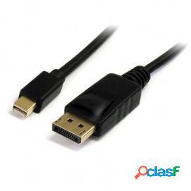 Startech Cable Adaptador Mini DisplayPort 1.2 a DisplayPort