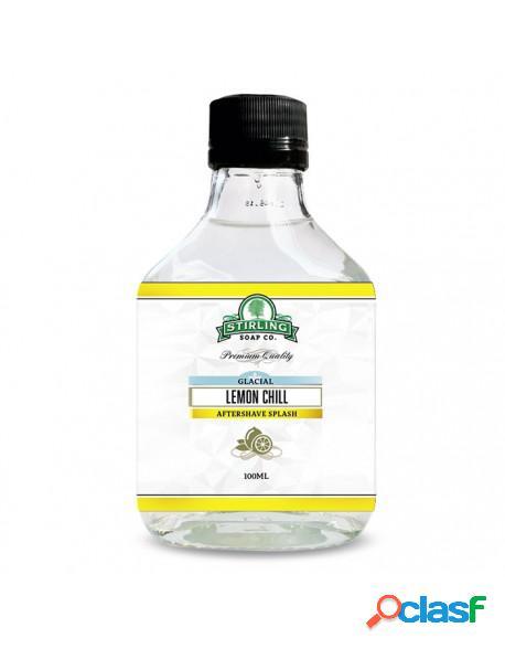Stirling Soap Co Glacial - Lemon Chill After Shave Splash