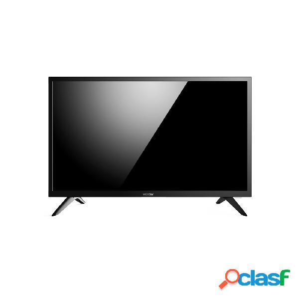 "TV LED - Wonder WDTV055C4KSM Eficiencia A 4K 55"" Android"