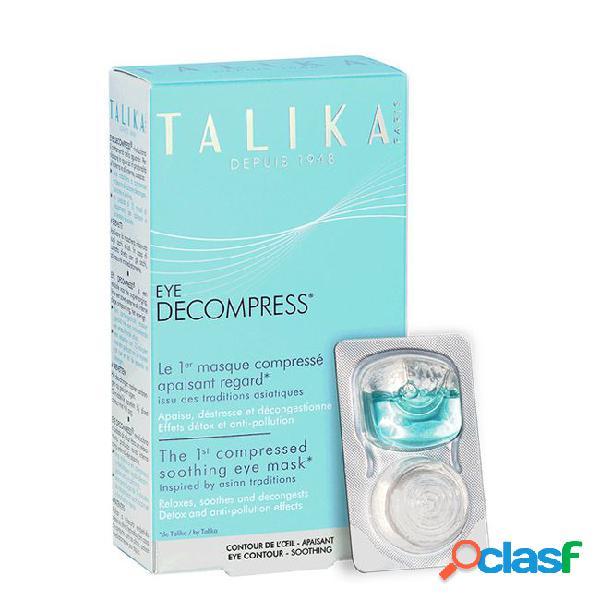 Talika Eye Decompress Soothing Eye Mask x30