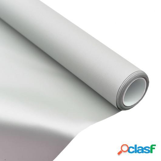"Tela de pantalla de proyección PVC metálico 72"" 4:3"