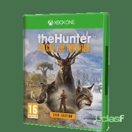 The Hunter:Call Of The Wild 2019 Edition Xbox One