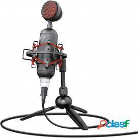 Trust GXT 244 Buzz Micrófono Condensador Cardioide Gaming
