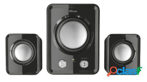 Trust ZIVA COMPACT 2.1 Speaker set conjunto de altavoces 12