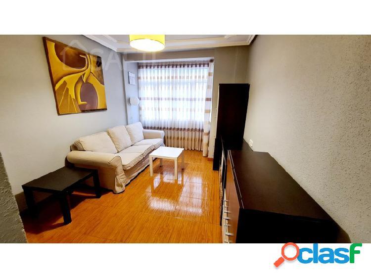 Un piso acogedor en una zona tranquila