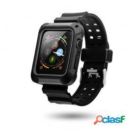 Unotec Correa Xmax Negra para Apple Watch 42mm
