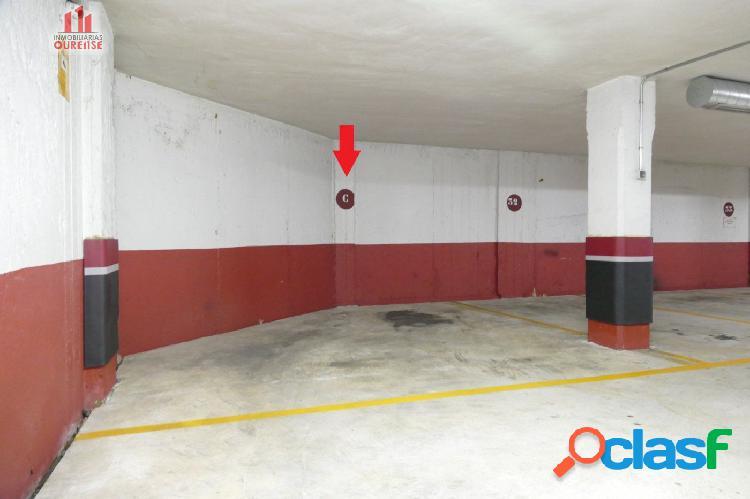 VENTA DE PLAZA DE GARAJE EN C/ SALVADOR DALI (OURENSE)