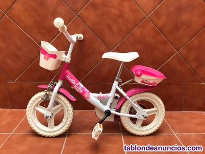 Vendo Bicicleta niña