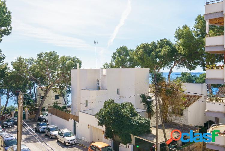 Venta piso con terraza y vistas al mar en San Agustín,