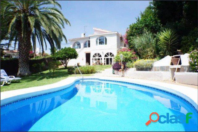 Villa - Chalet, Mijas, Costa del Sol de 4 Dormitorios, 5
