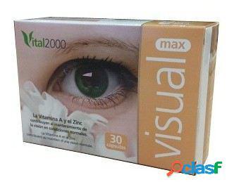 Vital 2000 Visual Max 30 Capsulas