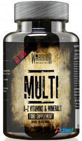 Warrior Multi Core Vitamina 60 Tabletas