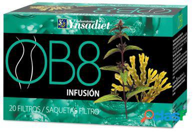 Ynsadiet Ob8 Infusion 20 filtros