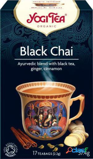Yogi Tea Chai Negro 17 Bolsitas 17 Unidades