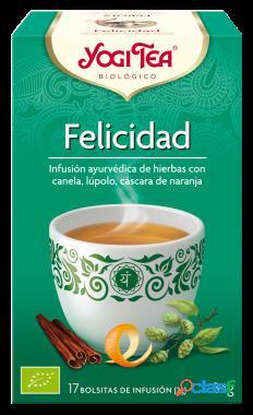 Yogi Tea Felicita Infusion 17 Bolsitas