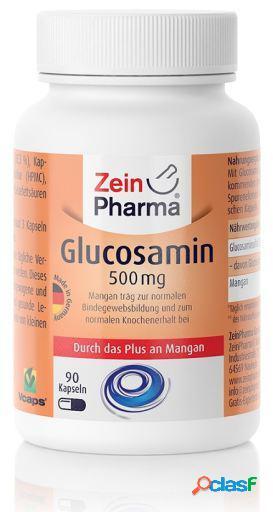 Zein Pharma Glucosamine 500 mg 90 Cápsulas