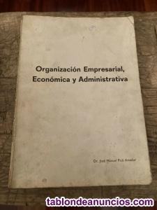 Organización Empresarial Económica y Administrativa