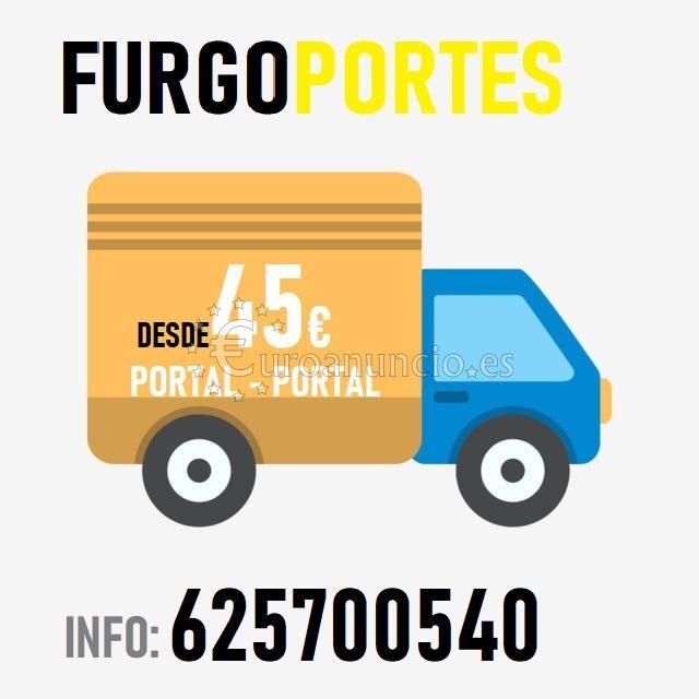 Portes/r En Torrejón De Ardoz  A domicilio