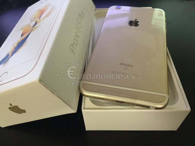 Apple iPhone 6S Plus GB Oro (Desbloqueado) Smartp