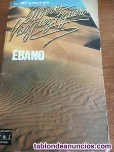EBANO - Vázquez Figueroa,Alberto