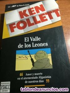 El valle de los leones. -Ken Follet