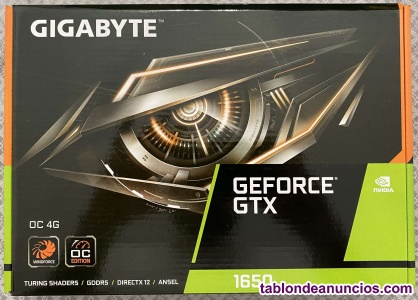 Tarjeta Gráfica NVIDIA GeForce GTX