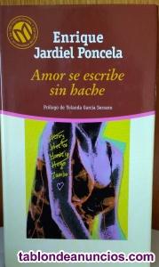 Amor se Escribe sin hache de Enrique Jardiel Poncela