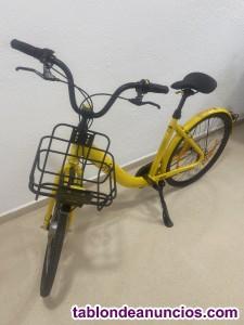 Bicicleta de paseo ofo
