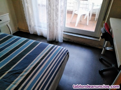 Alquilo habitación a estudiantes