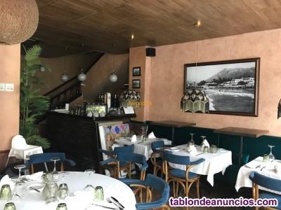 Restaurante - ubicado en el casco antiguo de Marbella