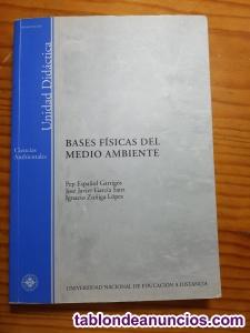 Varios libros de la UNED Ciencias Ambientales. . Ver